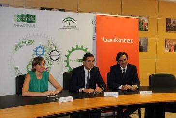El convenio Extenda-Bankinter financia la internacionalización