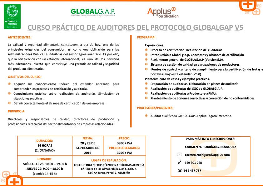 CURSO-AUDITORIA-GLOBALGAP_ALMERÍA