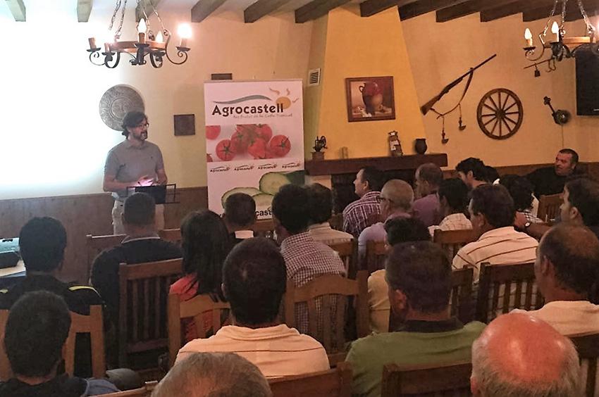 Femago planifica la nueva campaña con agricultores de Sierra Nevada
