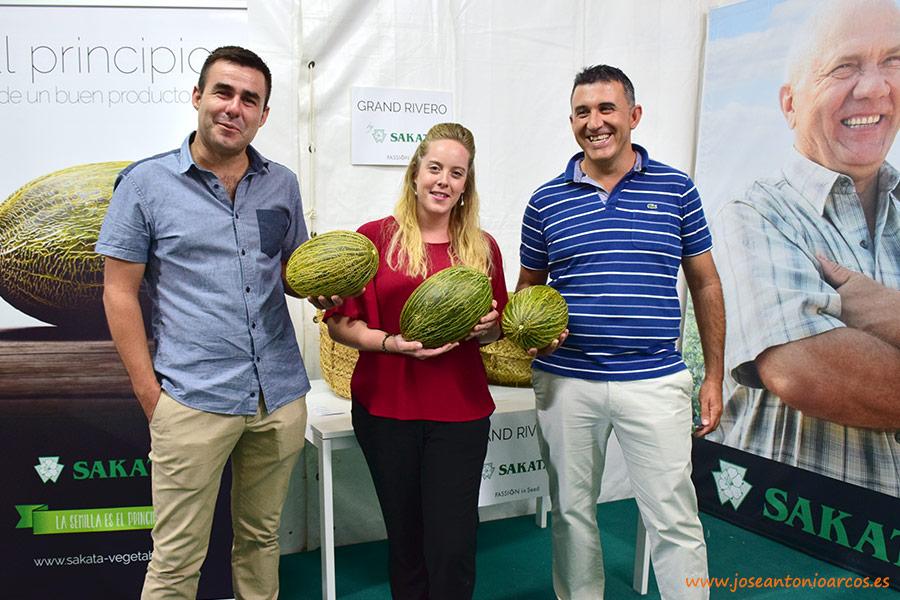 Melones de Sakata