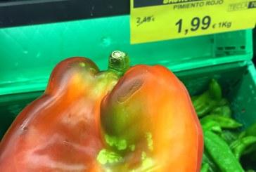 Coag critica a los supermercados que afean sus lineales de verdura
