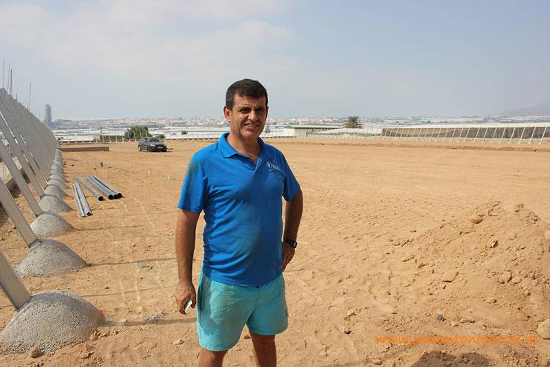 José Vargas, agricultor ejidense.