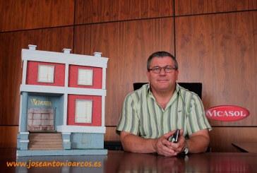 Vicasol compra 12 hectáreas en El Ejido para central de manipulado, V gama y finca de ensayos