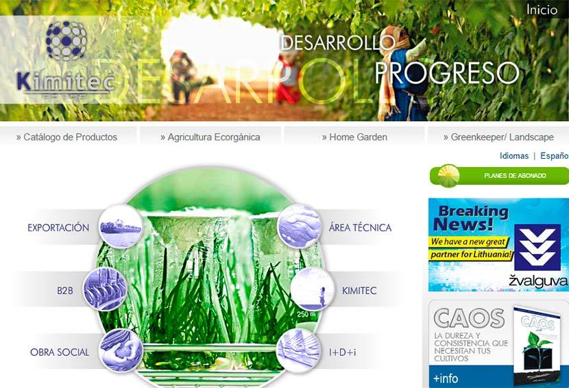 Kimitec y Berry Farms en la lista Unicaja de empresas de más futuro