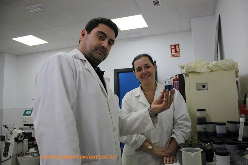 Laboratorio de Biorizon.