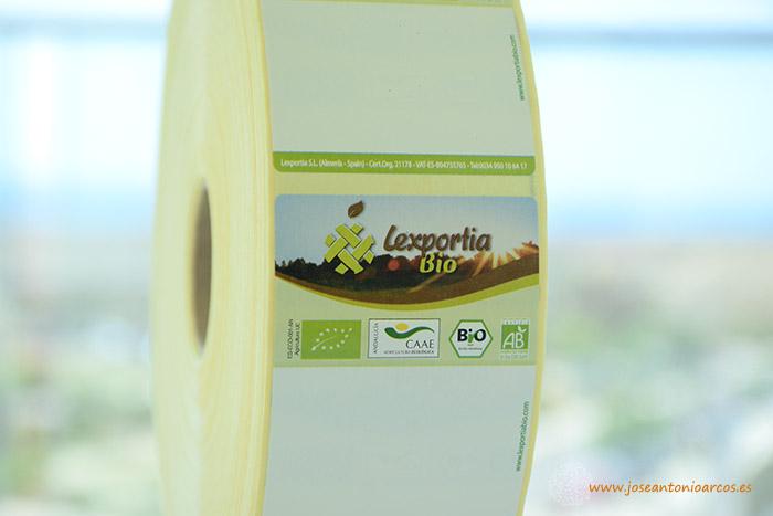 Lexportia Bio, empresa de agricultura ecológica de frutas y hortalizas. Oficina en el PITA