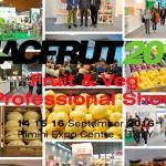 Del 14 al 16 de septiembre. MACFRUT 2016 Rimini