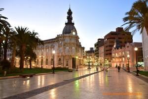 Plaza-del-Ayuntamiento-de-Cartagena