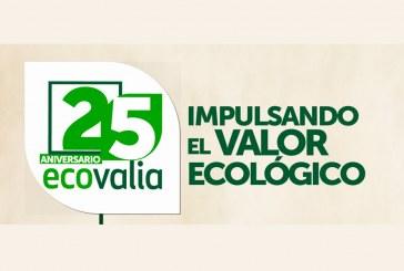 Ecovalia cumple 25 años