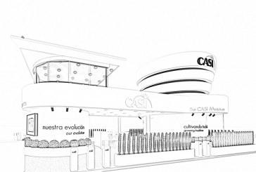 CASI lleva el museo del tomate al Guggenheim