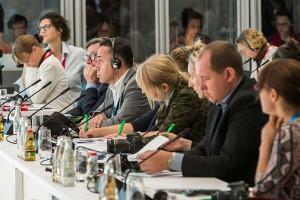 Conferencia anual de BASF en Alemania, 2016