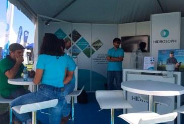 AGQ Labs y Hidrosoph presentan un acuerdo en la feria portuguesa Agroglobal