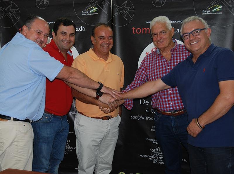 IGP Tomate La Cañada suma un nuevo miembro: Luis Andújar