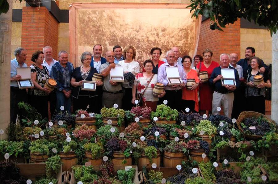 Homenaje a los parraleros de Almería