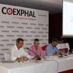 Manuel Galdeano es reelegido por tercera vez al frente de Coexphal
