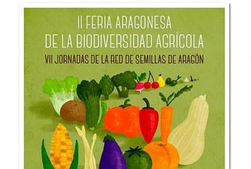 Días 2, 3 y 4 de septiembre. II Feria aragonesa de la biodiversidad agrícola