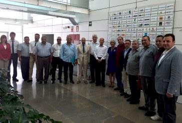 El centro tecnológico almeriense Tecnova da el salto a Egipto