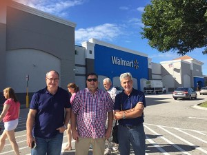 La cadena Walmart es un referente en Norteamérica.