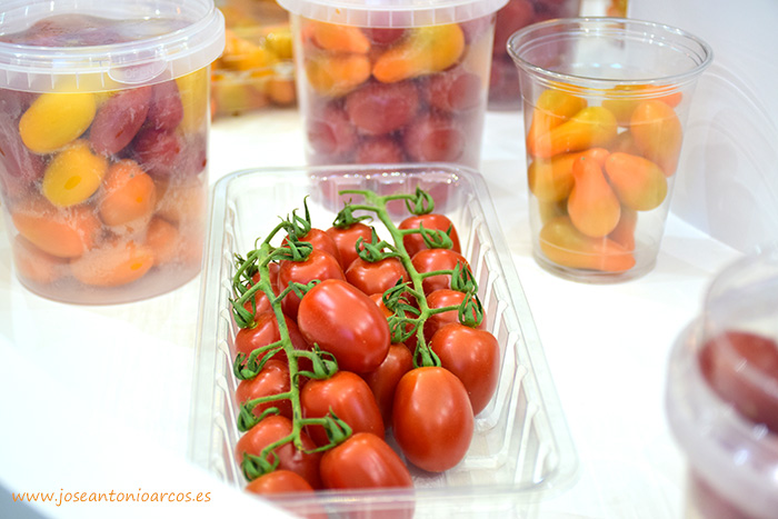 Tomates cherry de RZ, Rijk Zwaan.