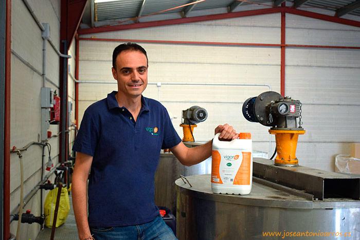 Eduardo Cañizares es gerente de Novasys Pharma.