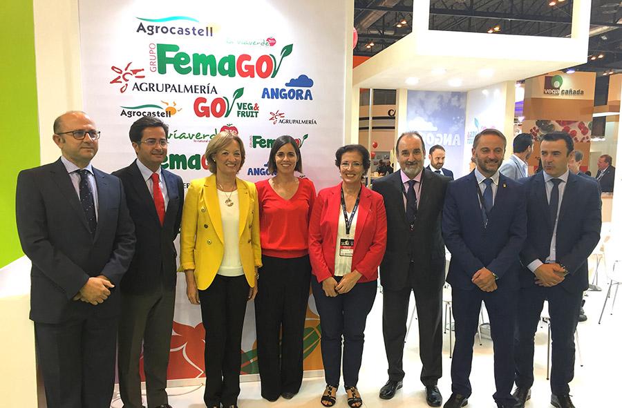 Grupo FEMAGO presenta en Madrid su nueva estrategia comercial
