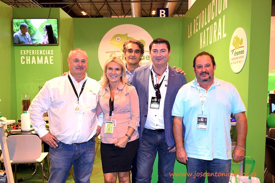 Un camaleón revoluciona el reciclaje agrícola en Almería