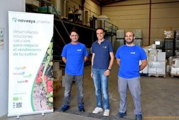 Fertilizantes ecológicos 'made in Almería'. Novasys Pharma y su fábrica de Benahadux