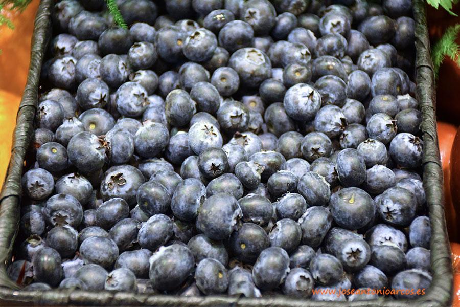 La exportación de frutos rojos mejora un 24%
