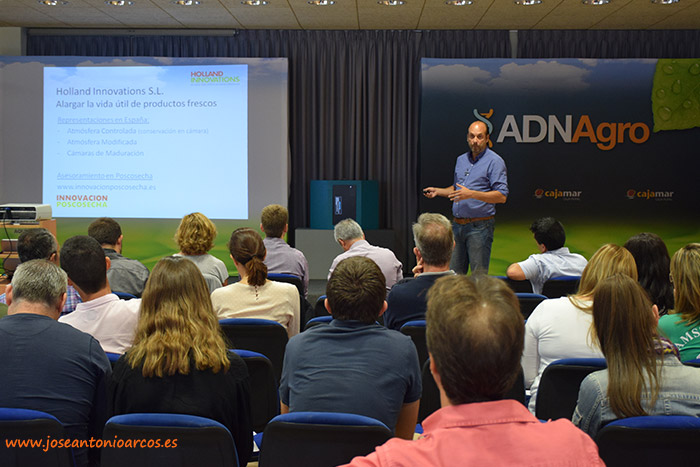 Ed Westerweele, de la firma Holland Innovations.
