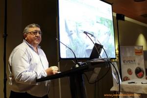 Juan Sastre, responsable ventas de sandía para Europa y Oriente Medio de Vegetable Seeds, Bayer