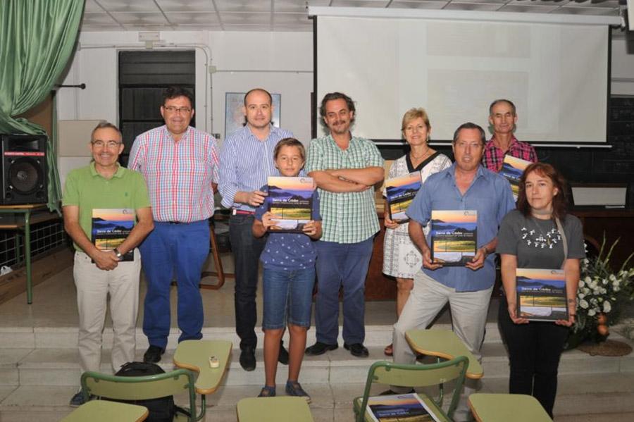 Una nueva publicación hace honor al patrimonio de Sierra de Gádor