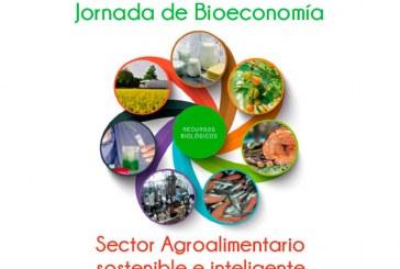 Día 27 de octubre. Jornada sobre la bioeconomía en el sector agroalimentario. Paiporta
