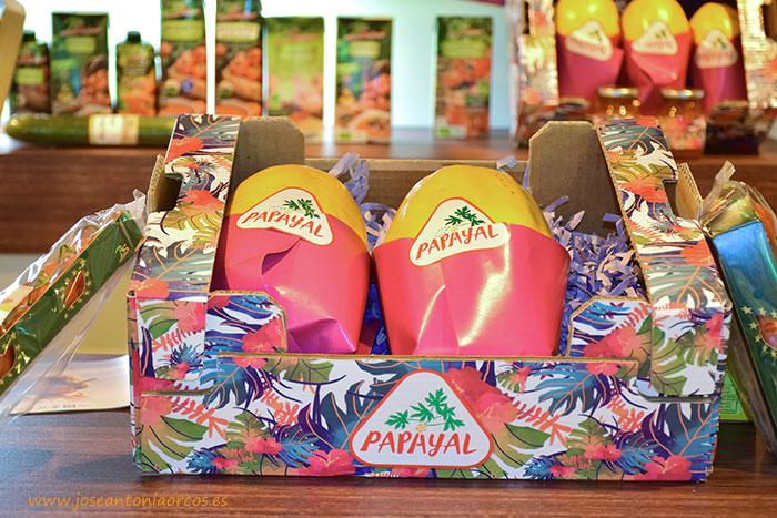 Nueva marca de papayas de Almería, PAPAYAL