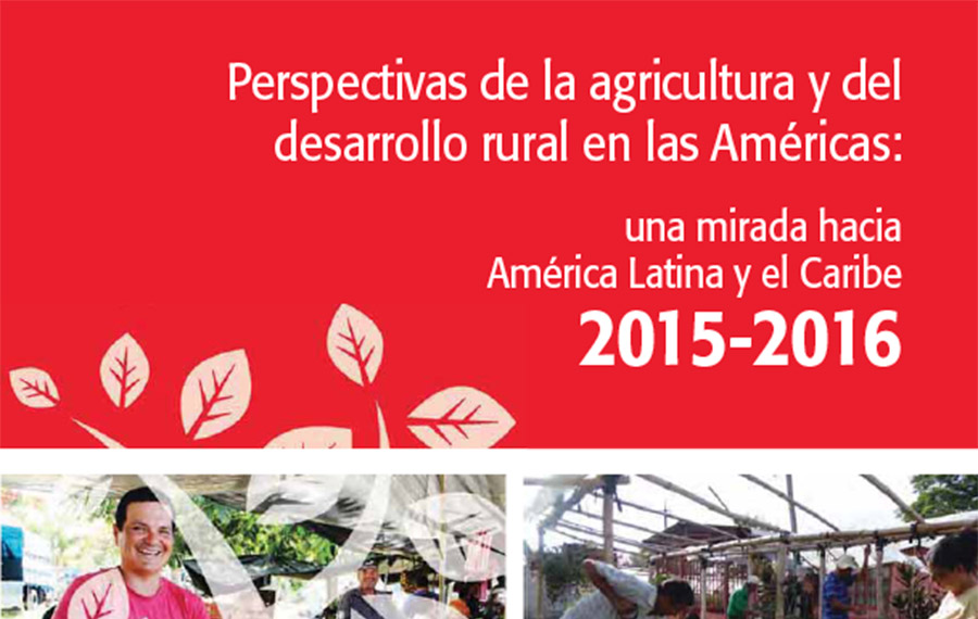 Día 27 de octubre. 'Desarrollo rural en las Américas'. Presentación en Madrid.