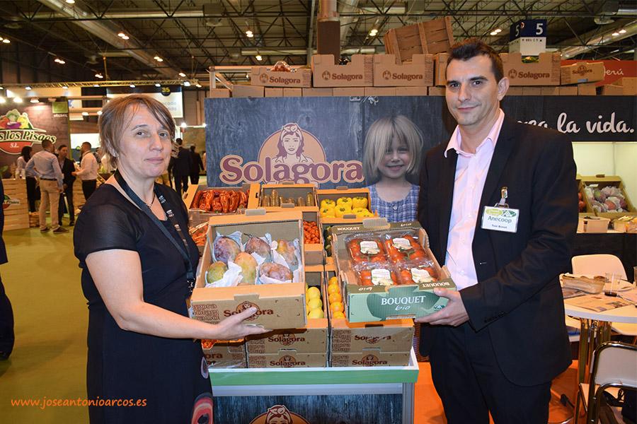 La francesa Solagora catapulta el ecológico de Anecoop