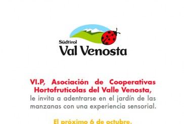 Día 6 de octubre. Manzanas Val Venosta presenta su nueva temporada. Fruit Attraction