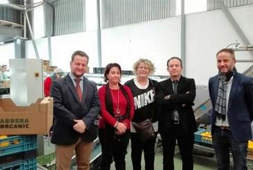 El ecológico de Abdera Organic viaja a Francia, Suiza y Alemania
