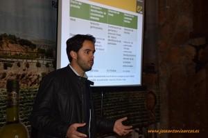 Borja Chacón, breeder Enza Zaden.
