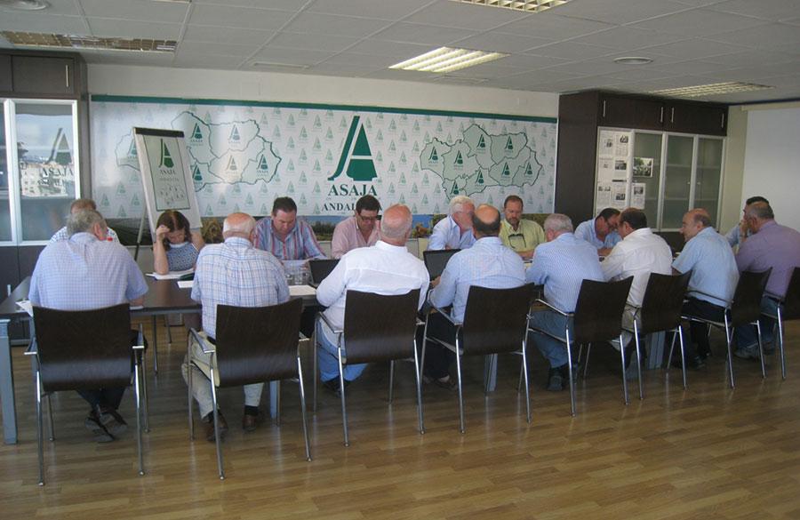 Asaja denuncia que el presupuesto para el agro se congela
