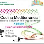 Concurso gastronómico 'Tradición e Innovación en la Cocina Andaluza'