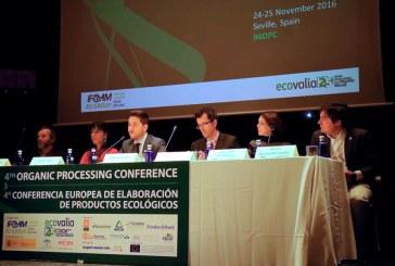 Más de 180 industrias ecológicas europeas debaten sobre el mercado del 'bio'