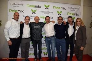 Equipo técnico comercial de Pelemix España