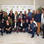 Pelemix pone en marcha su nueva fábrica de producción de sustratos