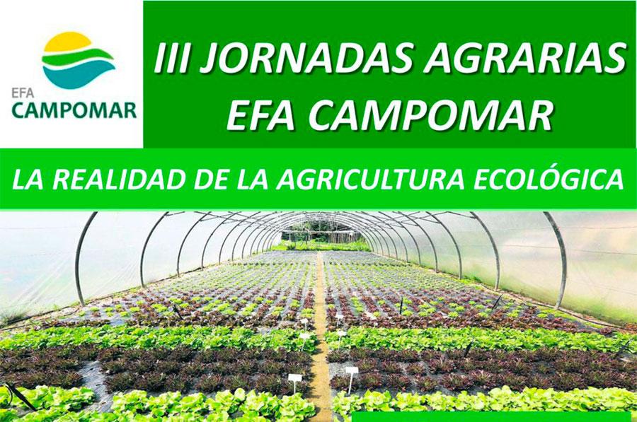 Día 23 de noviembre. Jornada agricultura ecológica en Campomar
