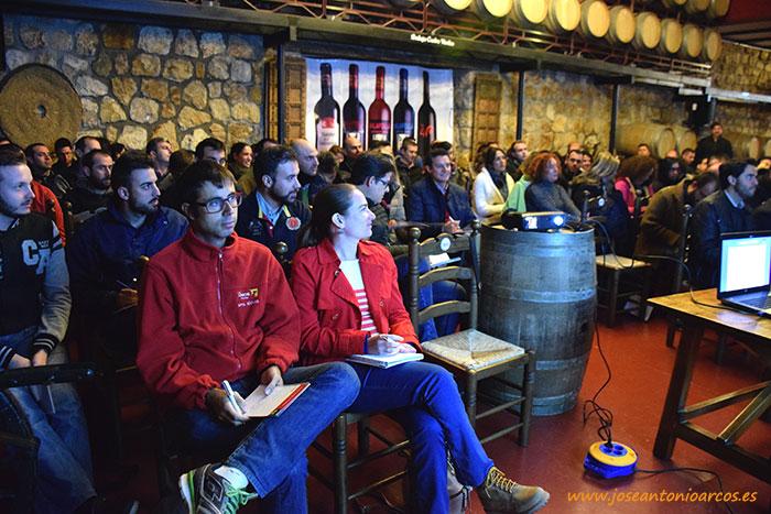 Jornadas técnicas sobre plagas y enfermedades en pimiento, organizada por Enza Zaden en Murtas, Alpujarra de Granada.