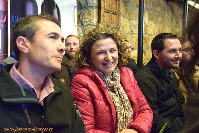 Jornada técnica de enfermedades y plagas de pimiento. Enza Zaden en la bodega Cuatro Vientos de Murtas, Alpujarra de Granada.