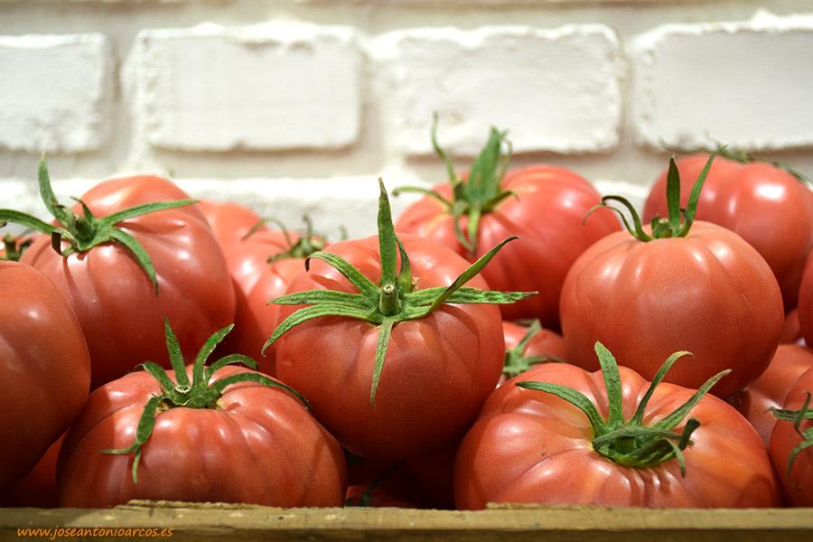 Mercabarna Innova premia al tomate 'Monterosa'