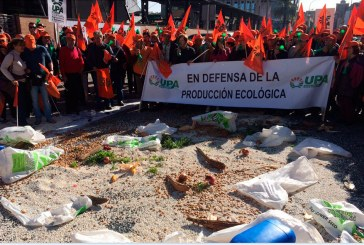 Hortyfruta apoya a UPA en su concentración por el ecológico