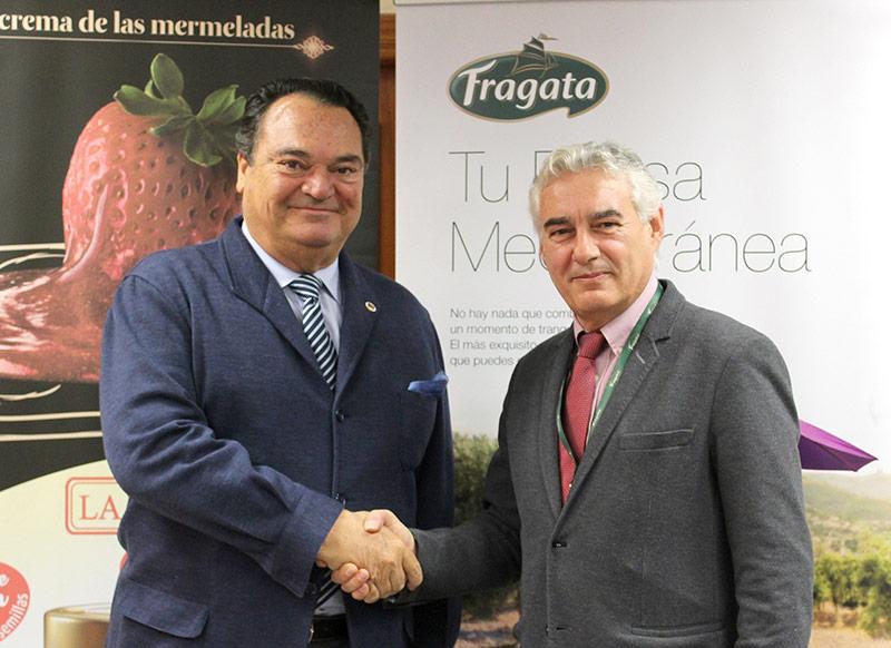 Ángel Camacho e Ifapa estudian el uso para riego del agua del procesado de aceitunas