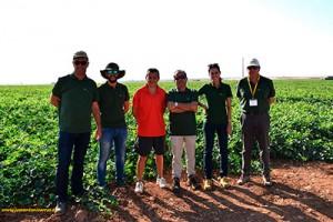 HM Clause en La Mancha, producción de melón piel de sapo.